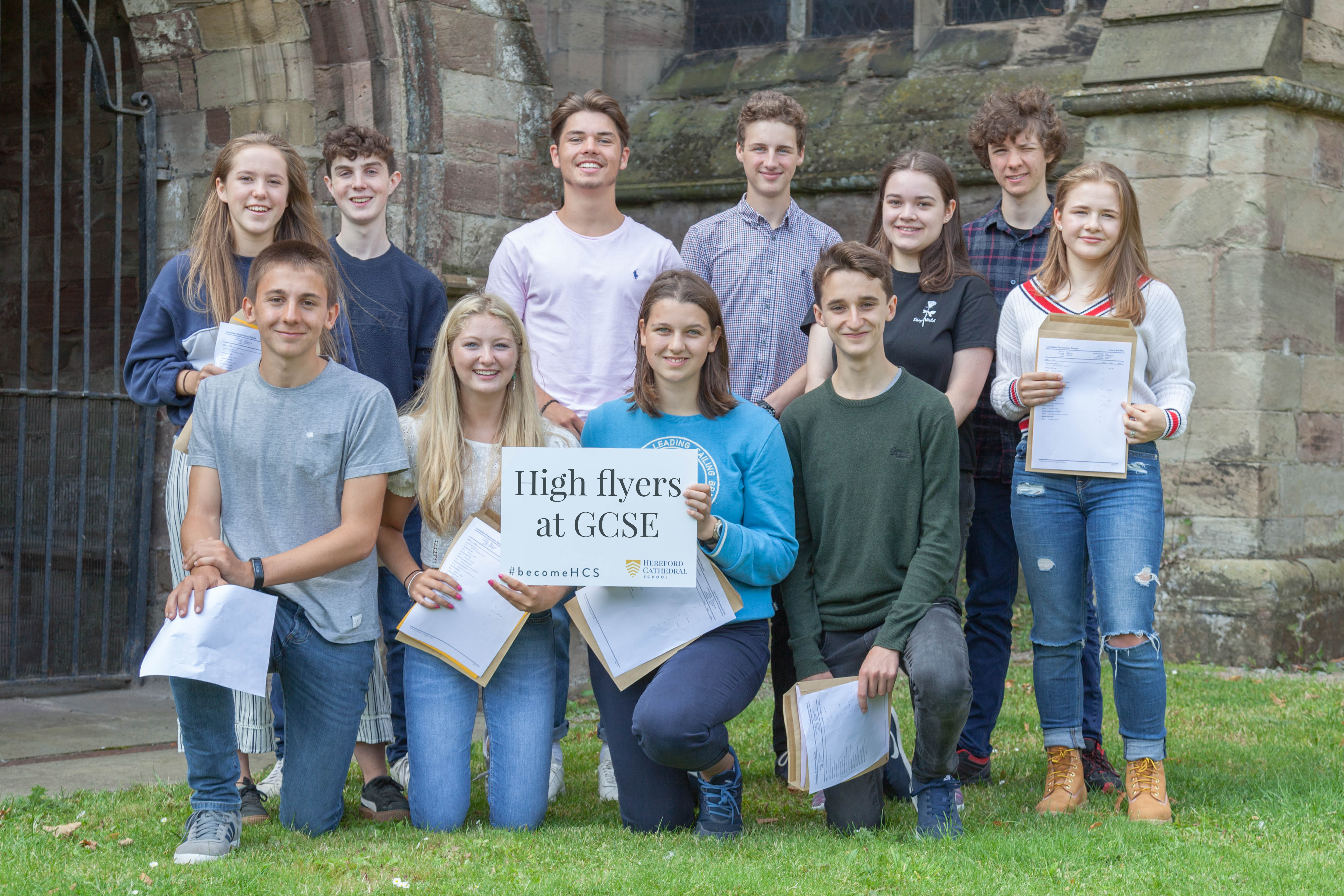 GCSE Results 2019 | Hereford Cathedral School