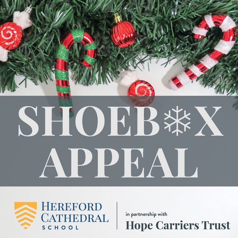 Christmas Shoebox.Hcs Launches Shoebox Appeal For Romanian Children Hereford