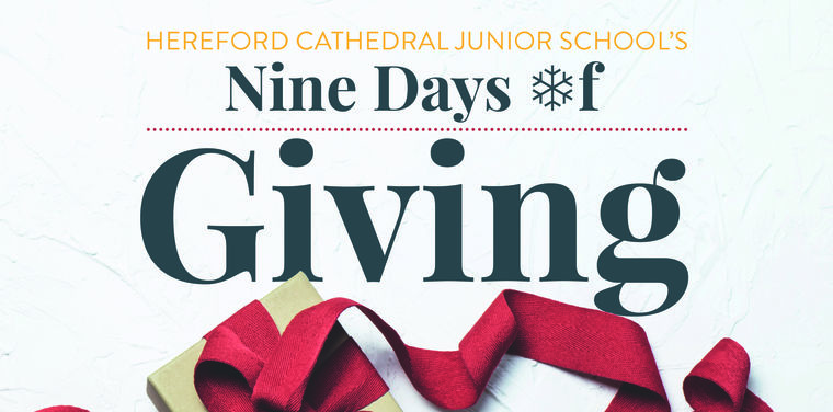 Nine Days of Giving