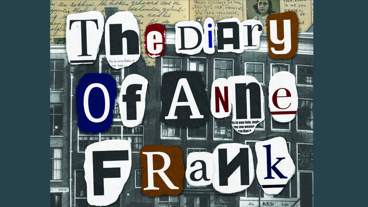 The Diary of Anne Frank at HCS