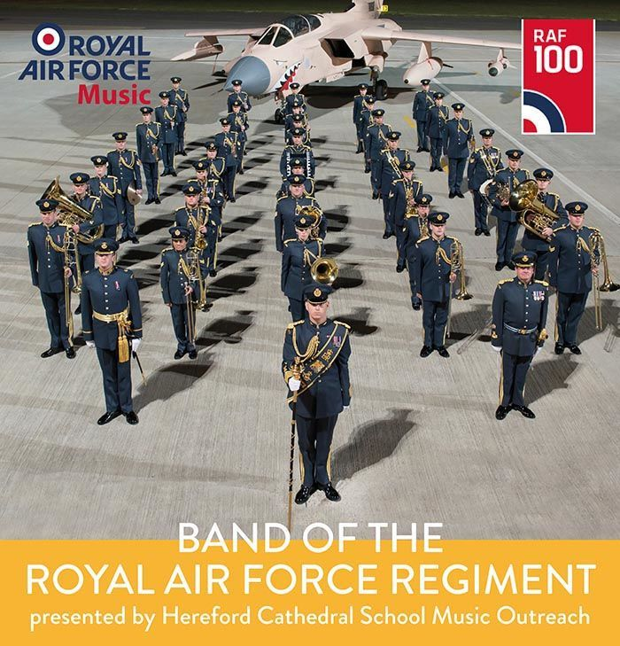 The Band of the Royal Air Force Regiment