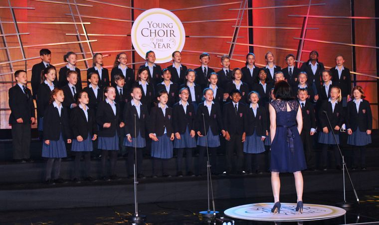 HCJS Chamber Choir on BBC Songs of Praise