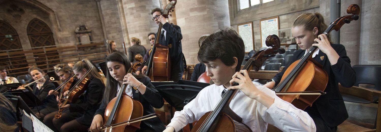 Music at HCS