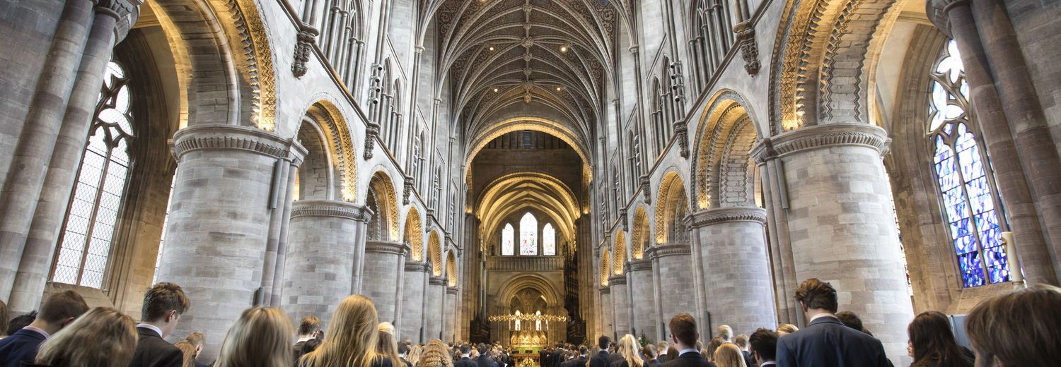 Hereford Cathedral Senior School