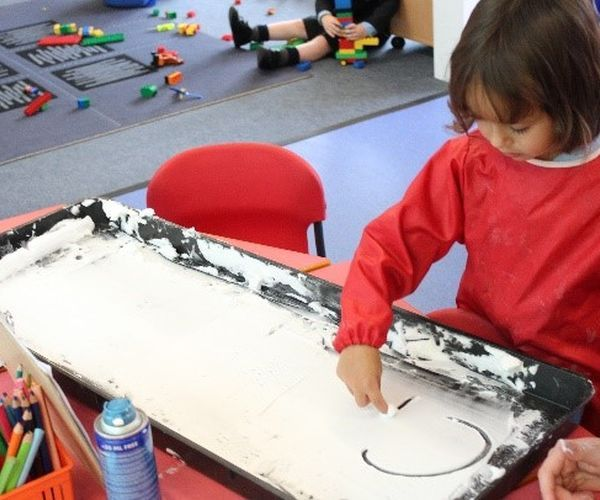 Literacy in Reception | Hereford Cathedral School