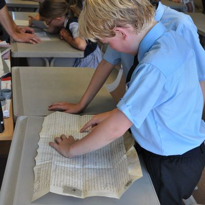 Junior School deeds