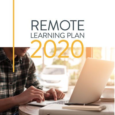 HCS Remote Learning Plan 2020