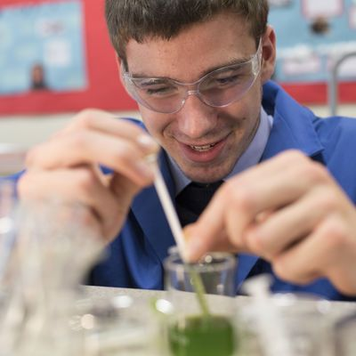 Hereford Cathedral School science