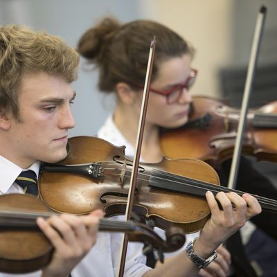 Music at Hereford Cathedral School