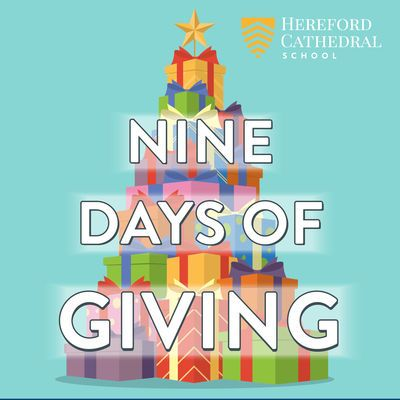 Nine Days of Giving 2019